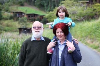 Daneve, Angus (Father) & Zahladee